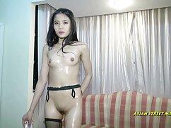 La ninfa inquieta Danika Mori tiene un orgasmo en el pene cojiendo a señora infiel de Hahal